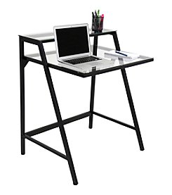 LumiSource 2-Tier Desk