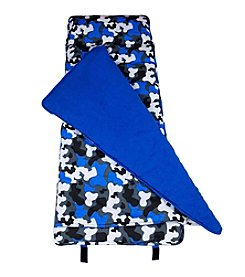 Wildkin Blue Camo Original Nap Mat
