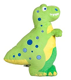 Wildkin Olive Kids Dinosaur Land Plush Pillow