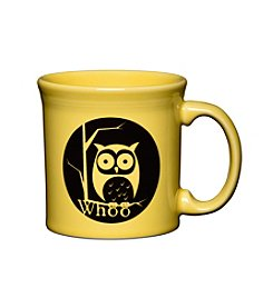 Fiesta® Whoo Owl Sunflower Java Mug