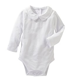 OshKosh B'Gosh® Baby Girls' Peter Pan Collar Bodysuit