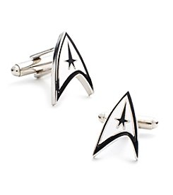 Cufflinks Inc Star Trek Classic Delta Shield Cufflinks