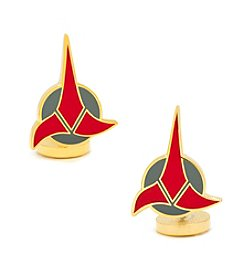 Cufflinks Inc Star Trek Klingon Cufflinks