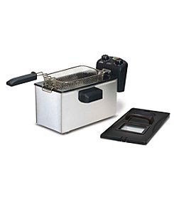 Elite Gourmet 3.5-qt. Immersion Deep Fryer with Timer & Thermostat