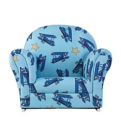 KidKraft Airplanes Upholstered Chair