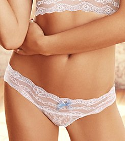 b.tempt'd® by Wacoal® Lace Kiss Thong
