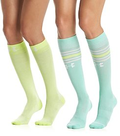 Under Armour® 2-Pack Knee High Socks