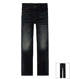 Levi's® 541™ Boys' 8-20 Athletic Fit Inky Spot Dark Wash Jeans