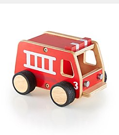 Guidecraft® Plywood Fire Engine