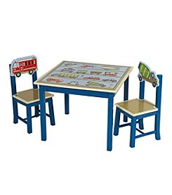 Guidecraft® Moving All Around Table & Chairs Set