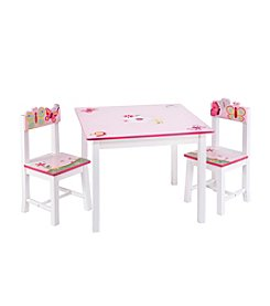 Guidecraft® Butterfly Buddies Table & Chairs Set