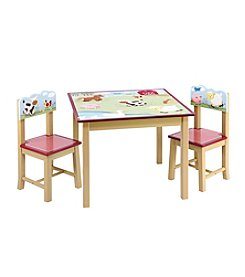 Guidecraft®   Farm Friends Table & Chairs Set