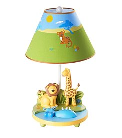 Guidecraft®   Savanna Smiles Tabletop Lamp