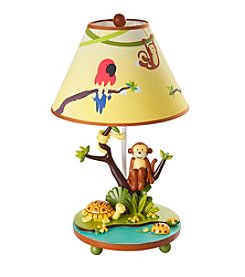 Guidecraft®   Jungle Party Tabletop Lamp