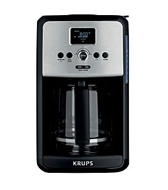 Krups® Savoy 12-cup Stainless Steel Coffeemaker