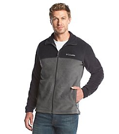 Columbia Men's Steens Mountain™ Full Zip Colorblock Fleece Jacket
