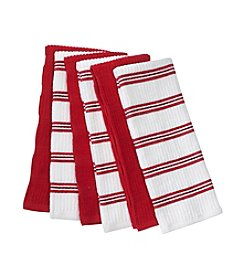 Chef's Quarters® 6-pk. Kitchen Towels