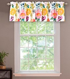 Greenland Home® Watercolor Dream Valance