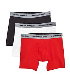 Under Armour® Men's 3-Pack Original Boxerjock® Briefs