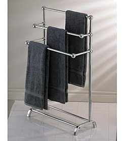 Taymor® Chrome Deluxe 3-Tier Towel Valet