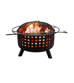 Landmann City Lights Memphis Georgia Clay Finish Fire Pit