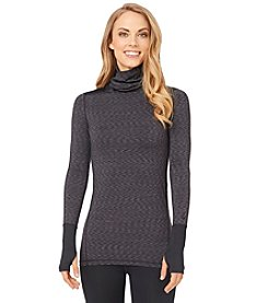 Cuddl Duds® Flexfit Turtle Neck Top