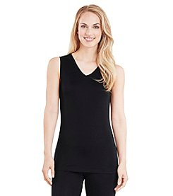 Cuddl Duds® Softwear Lace Tank Top