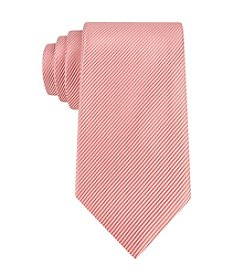 Geoffrey Beene® Men's Solid Stripe Tie