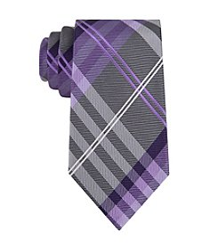 Geoffrey Beene® Men's Petros Plaid Tie