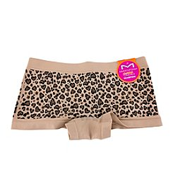 Maidenform® Girls' Cheetah Boyshorts