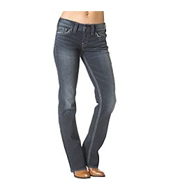 Silver Jeans Co. Suki Mid Slim Bootcut Jeans
