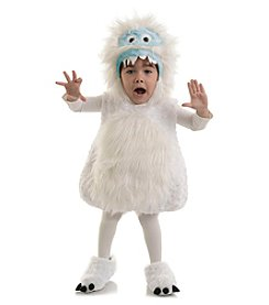 Snow Monster Infant Costume
