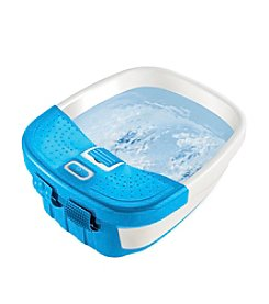 Homedics Bubble Bliss Deluxe Foot Spa With Heat