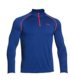 Under Armour® Men's Long Sleeve Tech Quarter-Zip Pullover