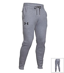 Under Armour® Men's Rival Cotton Joggers