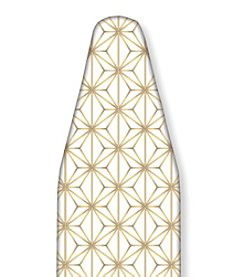 The Macbeth Collection Ironing Board Cover in Kelly Gold