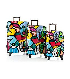 Heys® America Britto Butterfly Love Luggage Collection