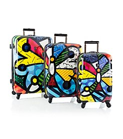 Heys® America Britto Butterfly Luggage Collection
