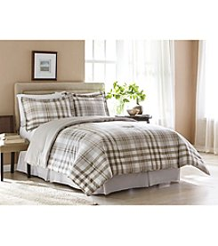 Tommy Hilfiger Range Plaid Comforter Set