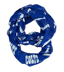 Little Earth NFL® Indianapolis Colts Women's Infinity Scarf
