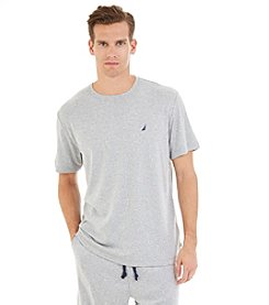 Nautica® Men's Anchor Knit Sleep Shirt