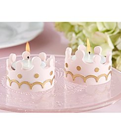 Kate Aspen Set of 12 Little Princess Tea Light Holder