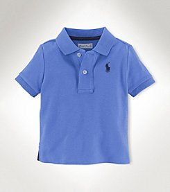 Ralph Lauren® Baby Boys' Short Sleeve Polo Top