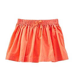 OshKosh B'Gosh® Girls' 2T-7 Corduroy Skirt