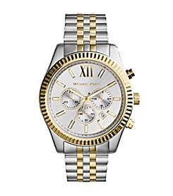 Michael Kors® Men's Two-Tone Lexington Watch