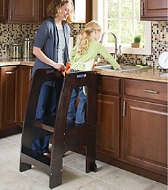 Guidecraft® Step-Up Kitchen Helper