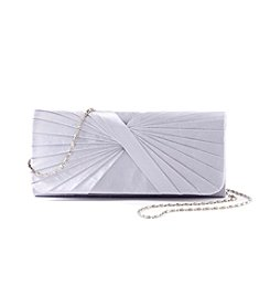 La Regale® Twist Pleat Clutch