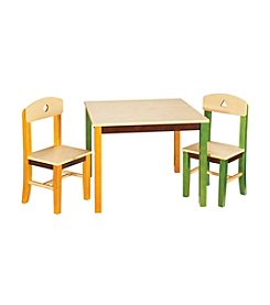 Guidecraft® Table & Chairs Set