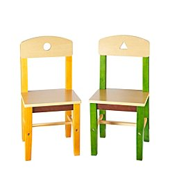 Guidecraft® 2 Piece Extra Chairs Set