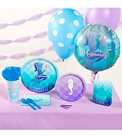 Mermaids Under the Sea Party Kit
